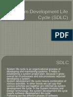 System Development Life Cycle (SDLC)