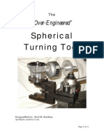 sphericalturninglathetool