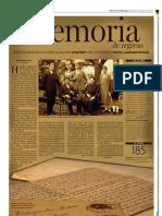 Memoria de regreso - Euskal Memoriala