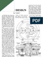 lathe design a
