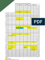 ORAR -19.02.3013 Semestrul 2 FR  ZI - 2012