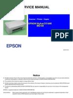 Epson stylus CX1500 Service Manual