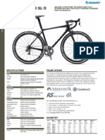 Giant Bicycles Tcr