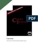 Mt 35- Cast Iron -Special Handbook