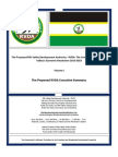 The Proposed RVDA Volume I - The Proposed RVDA Executive Summary
