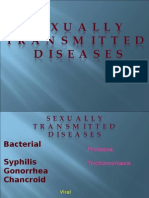 Sexually Transmitted Disease(STD)