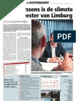 HBVL 28/02/'13 - Lode Ceyssens is slimste burgemeester