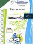 Immunology Final Qs - Part #3