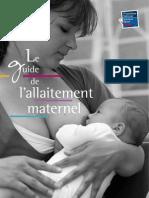 Guide Allaitement Web