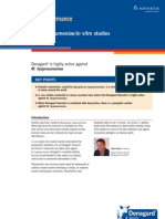 Denagard Performance Paper M. Hyopneumoniae in Vitro Studies