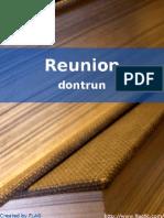 Dontrun - Reunion