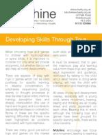 Developing Skills Through Toys