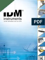 IDM Catalogue 2010
