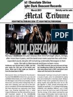 Heavy Metal Tribune #008