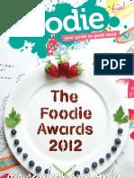 Foodie 2012 June