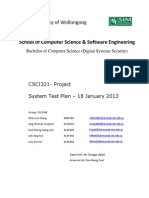DSS 12 S4 03_System Test Plan