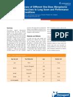 Comparative Mycoplasma Hyopneumoniae Vaccine Efficacy (Makhanon)