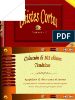 101 Chistes Cortos Vol 1