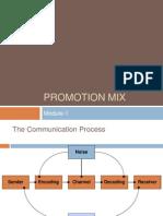 ,Promotion Mix