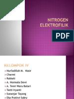 Nitrogen Elektrofilik