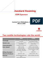 ISR GSMSponsor Vodafone