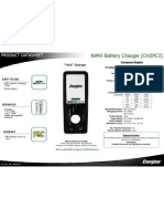 NI-MH Battery Charger CH2PC3-EU