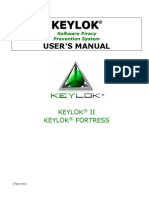 KEY-LOK User Manual