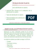 Tema 3 - La Distribucion en Planta