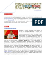 China News n. 4 Giugno 2012