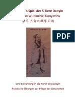 Begleitbuch für Workshops in Wuqinzhixi