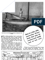 corky 18 ft sloop diy plans