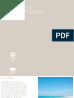 Dellis Cay Brochures