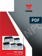 7 Npc Series Catalogue