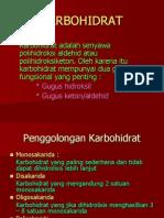 59120823-KARBOHIDRAT-kimia