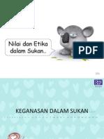 89910649-Nilai-Dan-Etika-Dalam-Sukan.ppt