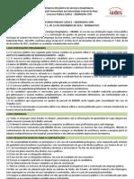 CONCURSO PÚBLICO HU-UFPI