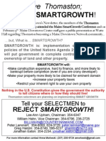 Thomaston Smart Growth