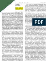 Reglamento general de la Ley de Contratos de las Administraciones Públicas
