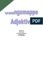 Adjektiv Mappe