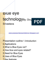 Blue Eyes- sneha