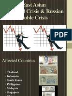 Asian Crisis & Russian