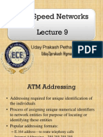 High Speed Networks 9