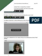 Guida Veloce Soluzione problemi con Adobe Connect (italiano)