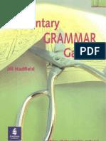 Elementary Grammar Games Jill Hadfield