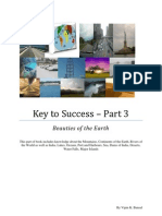The Key to Success in KBC - Part 3 - Beauties of the Earth