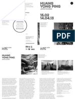 Présentation de l'exposition Huang Yong Ping au MAC Lyon 2013