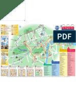 Original London Tour Map