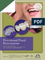 Provisional Fixed restorationsa