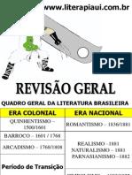 literatura- revisão geral