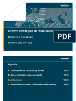 Growth Strategies in Retail Banking